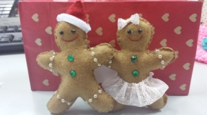 Chirstmas gift - Gingerbread